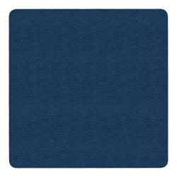 Flagship Carpets Americolors Area Rug, Square, 6' x 6', Royal Blue