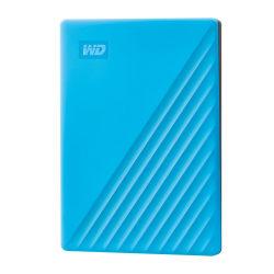 Western Digital® My Passport Portable External Hard Drive, 2TB, WDBYVG0020BBL-WESN, Blue