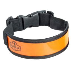 Ergodyne GloWear 8003 Arm/Leg Bands, Orange, Pack Of 12 Bands