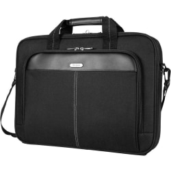 """Targus TCT027US Carrying Case for 16"""" Notebook - Black - Polyester - Trolley Strap, Handle, Shoulder Strap - 12.5"""" Height x 16.5"""" Width x 2.8"""" Depth"""