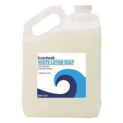 Boardwalk® White Liquid Lotion Soap, Floral Scent, 155 Oz Bottle
