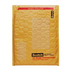 """Scotch® Cushioned Mailer, #2, 8 1/2"""" x 10"""", Manila"""