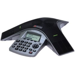 Polycom SoundStation Duo 2200-19000-001 IP Conference Station - 1 x Total Line - VoIP - Caller ID - 1 x Network (RJ-45) - PoE Ports