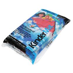 """Peerless Plastics Basic KinderMat, 1""""H x 19""""W x 45""""D, Blue/Red/Gray, Pre-K - Grade 1"""