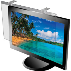 "Kantek LCD Protective Filter Silver - For 20"" Widescreen Monitor - Scratch Resistant"