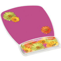 "3M Gel Mouse Pad - 9.2"" x 6.8"" Dimension"