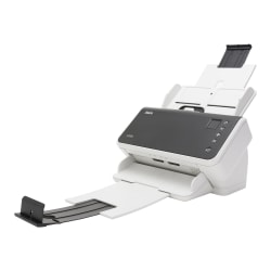 Alaris S2050 - Document scanner -  - 600 dpi x 600 dpi - up to 50 ppm (mono) / up to 50 ppm (color) - ADF (80 sheets) - up to 5000 scans per day - USB 3.1