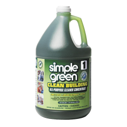 Simple Green® Clean Building® All-Purpose Cleaner Concentrate, 128 Oz Bottle