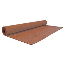 Flipside Cork Roll, 4' x 6', Natural Brown