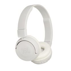 JBL On-Ear Wireless Headphones With Microphone And Detachable Cable, JBLT450BTBLK