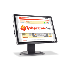 Typing Instructor Web, Quarterly Subscription