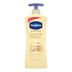 Vaseline® Intensive Care Essential Healing Unscented Lotion, 20.3 Oz