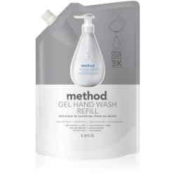Method Free 'N Clear Gel Handwash Refill, 34 fl oz (1005.5 mL)