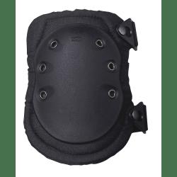 ProFlex 335 Slip Resistant Knee Pads, Hook and Loop, Black