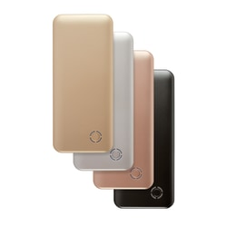 Ativa™ Ultra-Slim Power Bank For Use With Mobile Devices, 5,000 mAh, Assorted Colors, BLADE5000