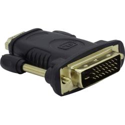 Ativa® DVI to HDMI Adapter, Black, 26909