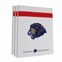 Custom Booklet, Square Edge