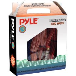 Pyle Marine Grade 8 Gauge Amplifier Installation Kit