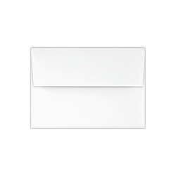 """LUX Invitation Envelopes With Peel & Press Closure, A1, 3 5/8"""" x 5 1/8"""", White, Pack Of 500"""