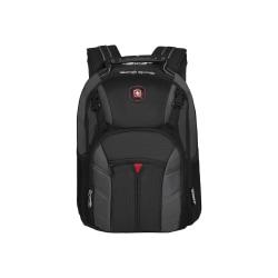 """SwissGear® Sherpa Backpack For 16"""" Laptop, Gray"""