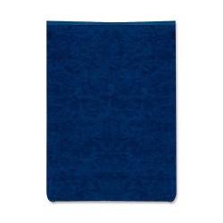 "ACCO® Presstex® Tyvek®-Reinforced Top Binding Cover, 8 1/2"" x 11"", 60% Recycled, Dark Blue"