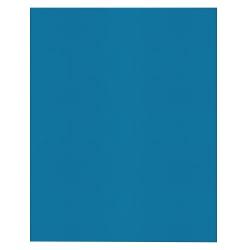 Office Depot® Brand 2-Pocket Textured Paper Folders, Light Blue, Pack Of 10