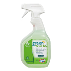 Green Works® Natural All-Purpose Cleaner Spray, 32 Oz Bottle