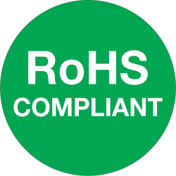 """Tape Logic® RoHS Compliant Labels, DL1299, 1"""", Green, Roll Of 500"""