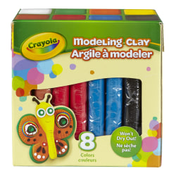 Crayola® Modeling Clay Set, 2 Lb, Assorted Colors