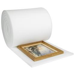 "Office Depot® Brand Soft Foam, Roll, 1""H x 12""W x 36'D, White"