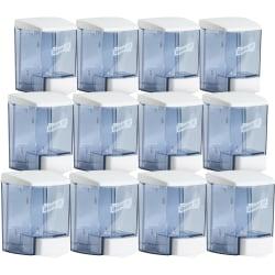 Genuine Joe 30 oz Soap Dispenser - Manual - 30 fl oz Capacity - 12 / Carton