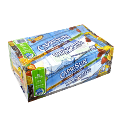 Capri Sun Roarin' Waters Variety Pack, 6 Fl Oz, Pack Of 40
