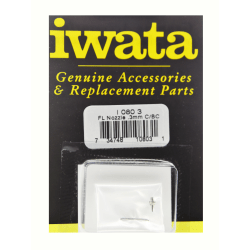 Iwata Airbrush Nozzle, Compatible With HP-C And HP-BC Airbrushes