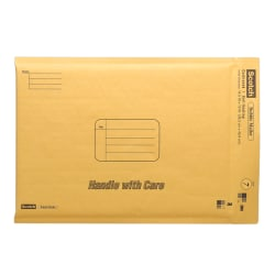 "Scotch® Bubble Mailer, 14 1/4"" x 19"", Size #7, Case Of 25"