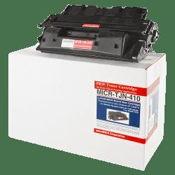 MicroMICR TJN-410 (HP C8061X) Black MICR Toner Cartridge