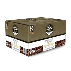 Executive Suite® Keurig® Single-Serve K-Cup® Coffee, Breakfast Blend, Carton Of 70 Pods
