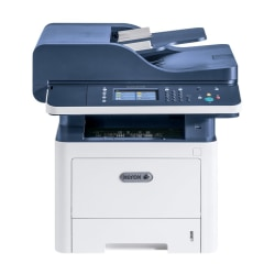 Xerox® WorkCentre® 3300 Series Wireless Monochrome Laser All-in-One Printer, 3345/DNI