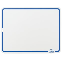 "Quartet® Education Lap Board, 9"" x 12"", Dry-Erase Surface, Marker Included"