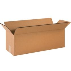 "Office Depot® Brand Double-Wall Heavy-Duty Corrugated Cartons, 48"" x 16"" x 16"", Kraft, Box Of 10"