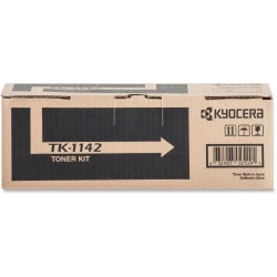 Kyocera TK-1142 Original Toner Cartridge - Laser - High Yield - 7200 Pages - Black - 1 Each