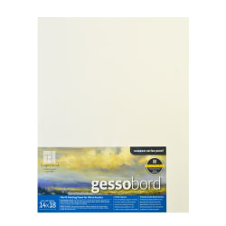 "Ampersand Gessobord, 14"" x 18"", 1/8"", Pack Of 2"