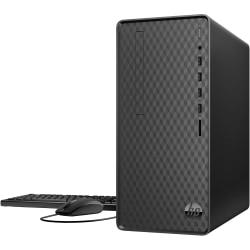 HP M01-F1046 Desktop PC, AMD Ryzen 5, 8GB Memory, 256GB Solid State Drive, Windows® 10, 1J7P1AA#ABA