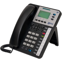 XBLUE® X-50 VoIP Wi-Fi Telephone System With 5 X3030 IP Phones