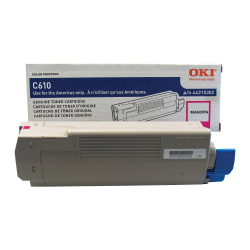 OKI® 44315302 Magenta Toner Cartridge