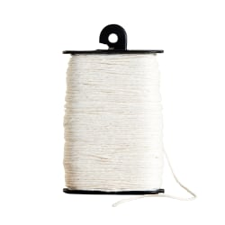 Office Depot® Brand Twine With Dispenser, 200', White