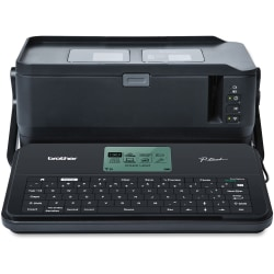 Brother® P-Touch PTD800W Thermal Transfer Printer