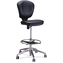 Safco® Metro Extended Chair, Black