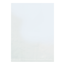 """Office Depot® Brand Flat 4-mil Poly Bags, 52"""" x 60"""", Clear, Pack Of 25"""