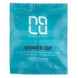 Turtle Bay Shower Caps, Case Of 500