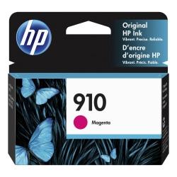 HP 910 Magenta Ink Cartridge (3YL59AN)